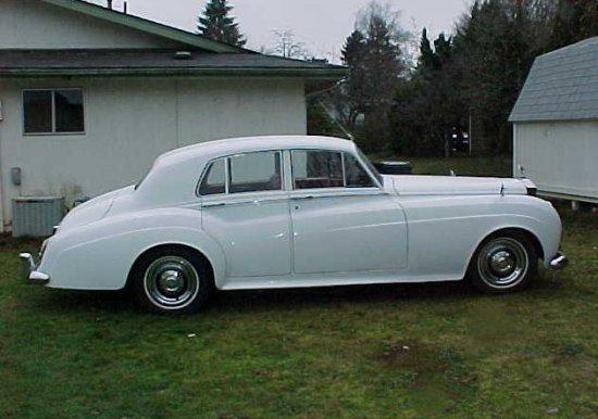 1955 Rolls-Royce Silver Cloud Radford Countryman Prototype