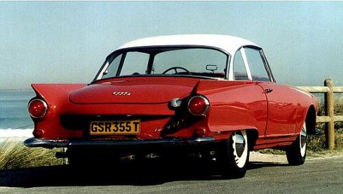 1958 Auto Union 1000 SP