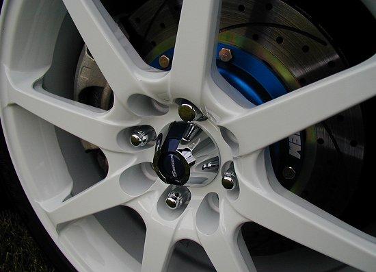 1999 Honda Civic SiModified Rims