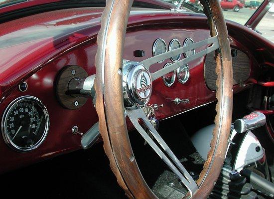 1967 Shelby Cobra 427 S/C Interior