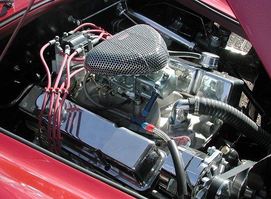 1967 Shelby Cobra 427 S/C Engine