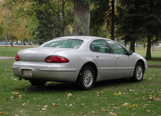 2001 Chrysler Concord LXi side