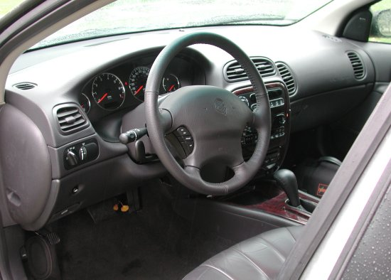 2001 Chrysler Concord LXi interior