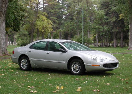 2001 Chrysler Concord LXi exterior
