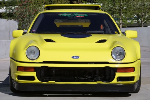 1986 Ford RS200 Evolution Street Car Front