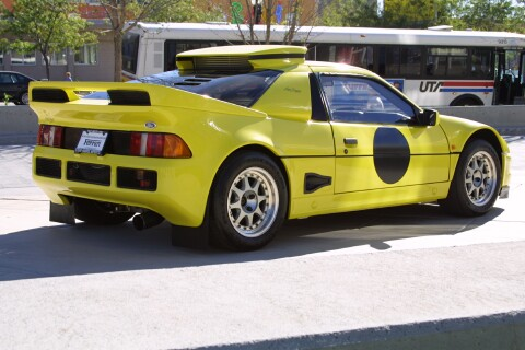 1986 Ford RS200 Evolution Street Car