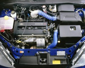 2003 Ford Focus RS Engine