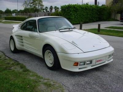 1986 Porsche 930 Gemballa Avalanche