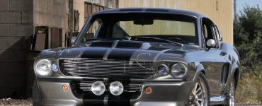 1967 GT 500E SHELBY MUSTANG – ELEANOR
