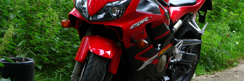 Honda CBR 600 modifications