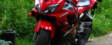 Honda CBR 600 modifications