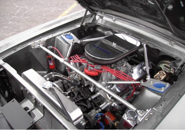 1967 Shelby GT 500 Eleanor Engine