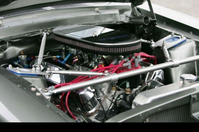 1967 GT 500E SHELBY MUSTANG - ELEANOR
