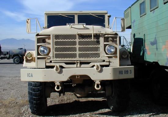 1993 AM General M923 A3 sand
