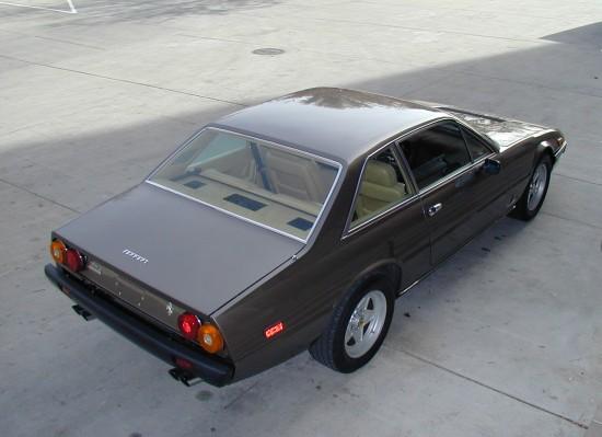 1984 Ferrari 400i Maron