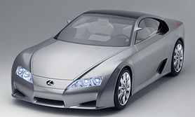 LF-A CONCEPT CAR