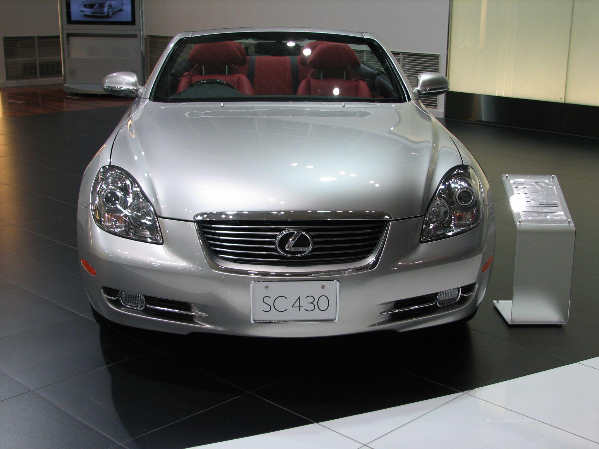 Lexus SC430