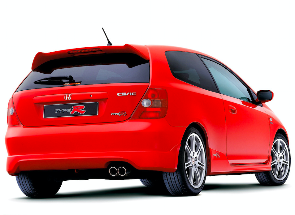 Honda Civic Type-R 30th Anniversary (EP3) 2002