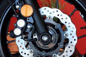 motorcycle brake disks