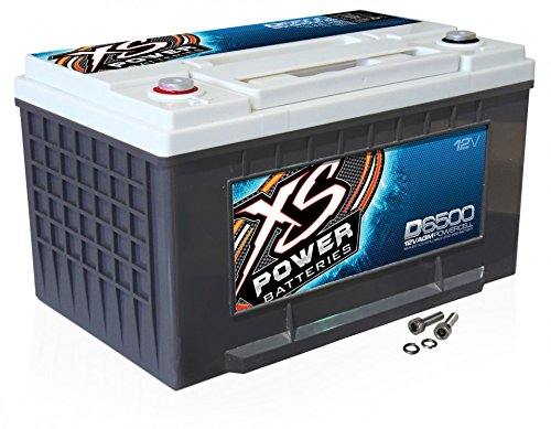 XS Power D6500 XS Series 12V 3,900 Amp