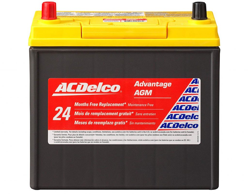 ACDelco ACDB24R Battery For Prius