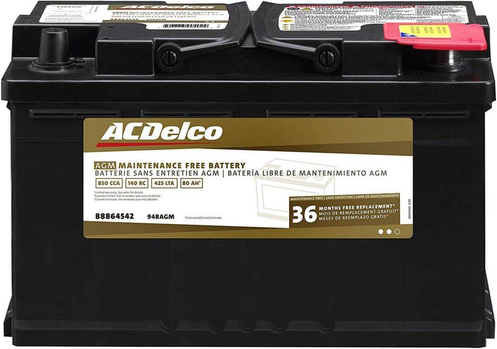 ACDelco 94RAGM Battery