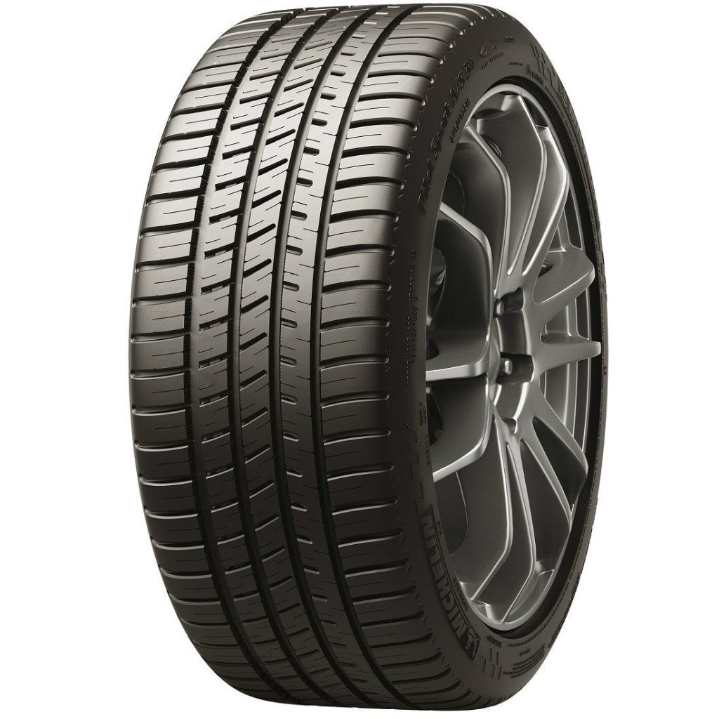 Michelin Pilot Sport A/S 3+ All-Season Tire