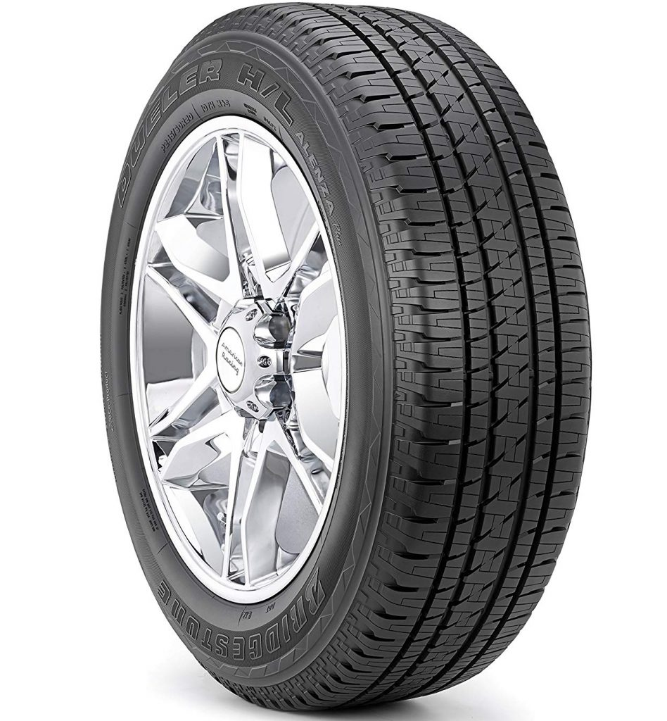 Bridgestone Dueler H/L Alenza Plus All-Season Tire