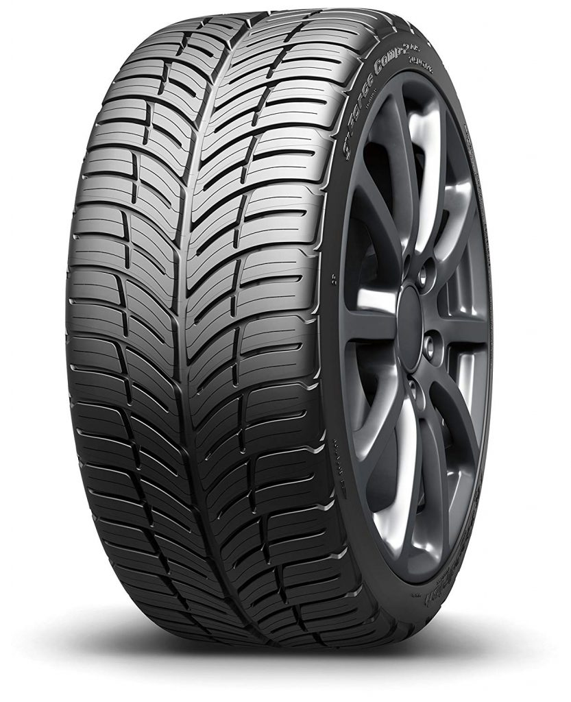 BFGoodrich g-Force COMP-2 A/S All-Season Tire
