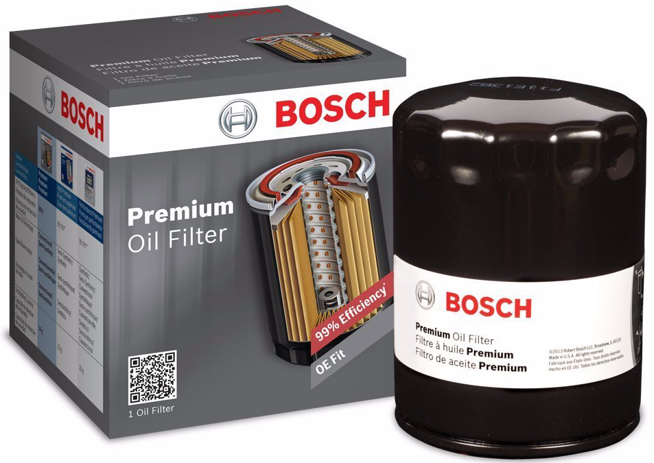 Bosch 3323 Premium FILTECH Oil Filter Review