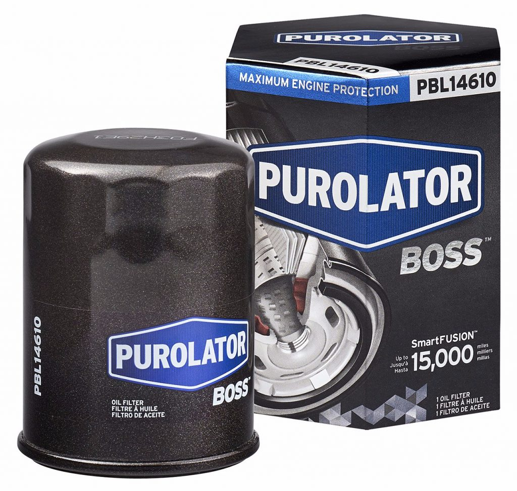 Purolator Black Single Premium Oil Filter
