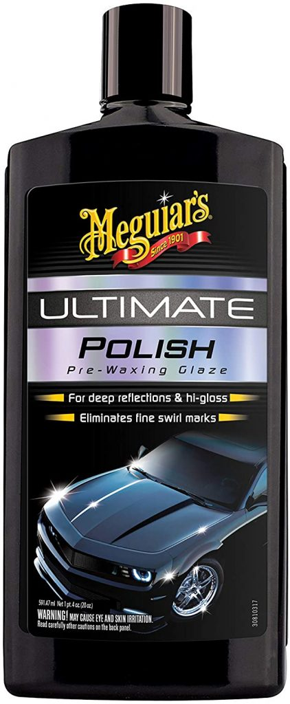 Meguiar's Ultimate Polish G19220 G19216
