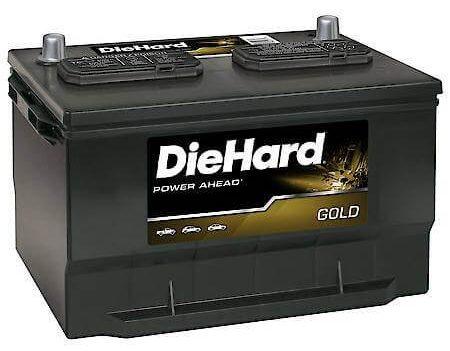 DieHard Gold 65-2