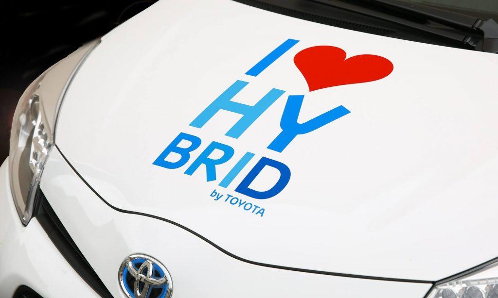 I love hybrids